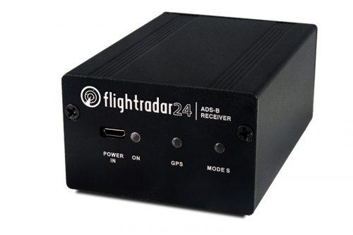 Skysense Flightradar Front @0,25x